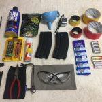 普段サバゲーに行くときの装備品・持ち物紹介!