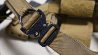 しなやかだけどガッチリ固定!HSGIコブラ IDR 1.75 Rigger Belt with Velcro